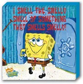I Smell The Smelly Smell.. Spongebob Squarepants