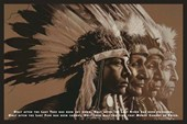 Stages of Life Cree Indian Prophecy