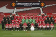 Manchester United, Team Photo 2011-12 Poster